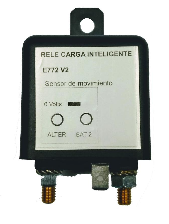 Relé Separador de baterías E772V2